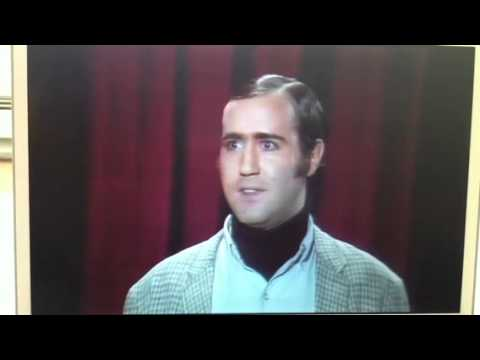 SNL Season 1 Andy Kaufman