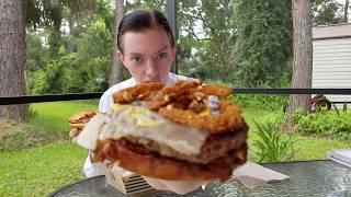Video Is McDonald's Bacon Smokehouse Burger Really That Smoky? MP3, 3GP, MP4, WEBM, AVI, FLV Juli 2018