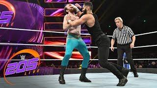 Nonton Ariya Daivari vs. Clay Roberts: WWE 205 Live, Dec. 5, 2018 Film Subtitle Indonesia Streaming Movie Download