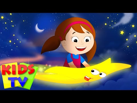 Kids TV Nursery Rhymes  Twinkle Twinkle Little Star Nursery Rhyme For Children  kids tv S02 EP042