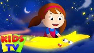Kids TV Nursery Rhymes | Twinkle Twinkle Little Star | Nursery Rhyme For Children | Kids Video Song Video