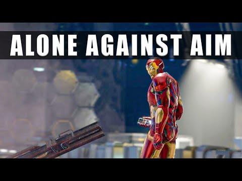 Marvel's Avengers Alone Against AIM walkthrough