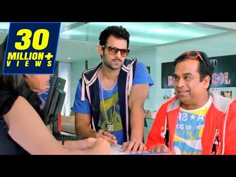 The Return Of Rebel Best Comedy Scene   Brahmanandam Best South Indian Hindi Dubbed Comedy Scene
