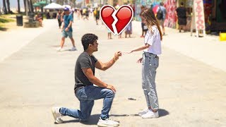 Download Video I PROPOSED TO MY CRUSH IN FRONT OF EVERYONE... MP3 3GP MP4