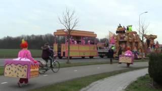 Download Lagu Carnaval in Wijk bij Duurstede  --  Kaieschaitersstad  2015 Mp3