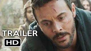 Ben-Hur Official Trailer #2 (2016) Jack Huston, Morgan Freeman Biblical Movie HD by Zero Media