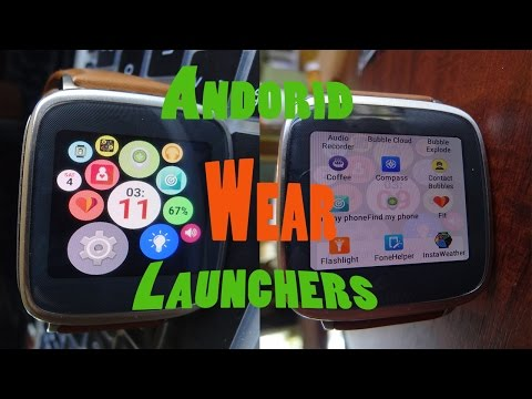 , title : 'Android Wear Mini Launcher vs Bubble Cloud Widgets'