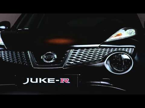 Nissan Juke R   Officially Unveiled | Video