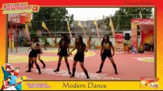 Modern Dance - SMP Ananda Bekasi