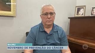 Novembro Azul: mês de combate ao câncer de próstata