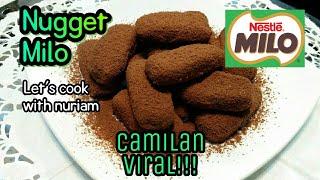 Video Cara Membuat Nugget Milo Camilan Viral!!! cuma 4 menit MP3, 3GP, MP4, WEBM, AVI, FLV Mei 2018