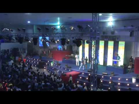 Beejax Sax's Ministration During 73 Hours Of Marathon Messiah's Praise