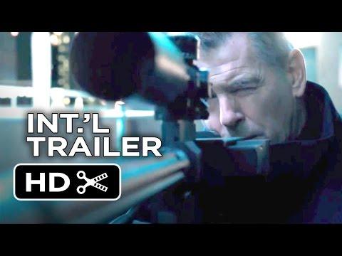 Survivor Official International Trailer #1 (2015) - Pierce Brosnan, Milla Jovovich Movie HD