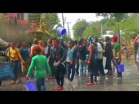 Vier Wochen Myanmar - DasVideo