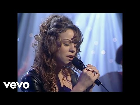 Mariah Carey - Without You (Live from Top of the Pops)