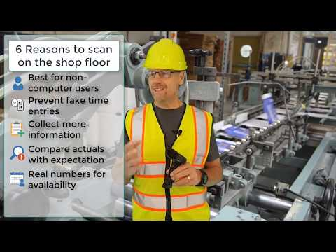 Advantages of Barcode Scanning