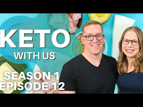 Keto With Us!! Episode 13 -- How To Bake With Keto Sweeteners & more!