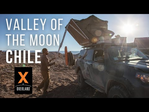 Camping in Chile, Exploring Valley Of The Moon and a Montana reprieve : South America S3 Ep9