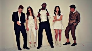Robin Thicke - Blurred Lines (Official Music Cover) by Tiffany Alvord & Megan Nicole ft. Eppic