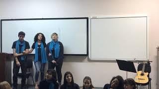 Recital Colégio Don Domênico - Comemoração do Dia do Estudante