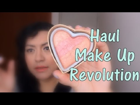 Haul Make Up Revolution ❤