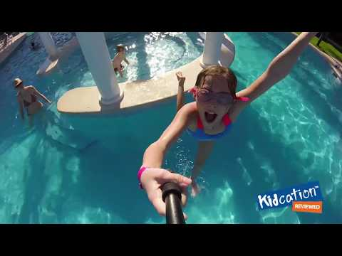 Explore Grand Riviera Princess with Kidcation Testers Fireese and Hartford | Sunwing.ca