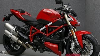 9. 2014 DUCATI STREETFIGHTER 848  - National Powersports Distributors