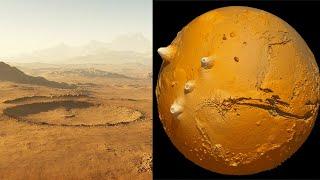Did Nasa find Aliens Base on Mars?