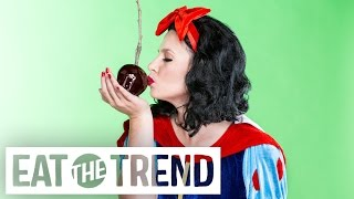 Snow White's Poison Candy Apples | Eat the Trend by POPSUGAR Food