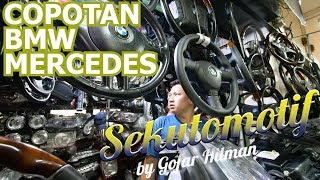 Video #SEKUTOMOTIF COPOTAN BMW DAN MERCEDES - RIKO RH GARAGE MP3, 3GP, MP4, WEBM, AVI, FLV Oktober 2018