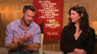 Nonton A Merry Friggin  Christmas  Joel Mchale   Lauren Graham Exclusive Interview Film Subtitle Indonesia Streaming Movie Download