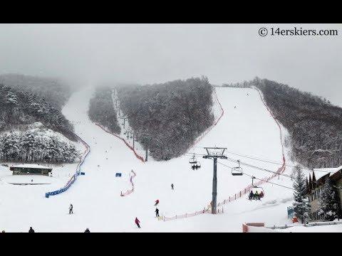 Igrzyska Olimpijskie PyeongChang 2018 Narciarstwo Alpejskie Gigant Slalom Kobiet