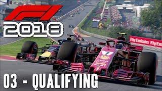 F1 2018 Multiplayer w/ Beef & Cone [05] Rain It In