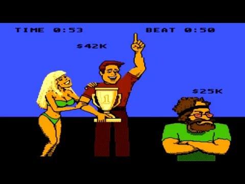 Топ 10  NES , Dendy гонок ( по версии Never Before ) (видео)