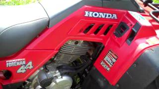 9. Honda TRX350 Fourtrax / Foreman Online Manual Cyclepedia.com