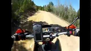 10. KTM 950 Super Enduro First Ride - Part 3