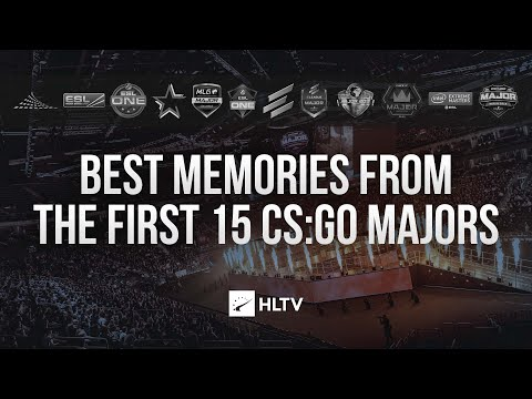 Best memories from the first 15 CS:GO Majors
