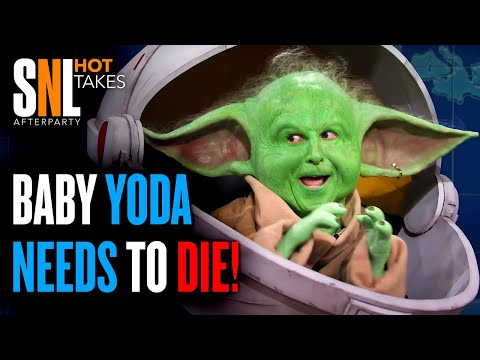 Baby Yoda Needs to Die! | Saturday Night Live (SNL) Afterparty Podcast Review