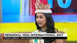Video Mengenal Miss International 2017, Kevin Liliana dari Indonesia MP3, 3GP, MP4, WEBM, AVI, FLV Januari 2018