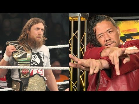 10 Potential Opponents For Daniel Bryan If He Makes His WWE In Ring Return