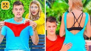 Girls Problems! Fun Outfit DIY And Fashion Hacks