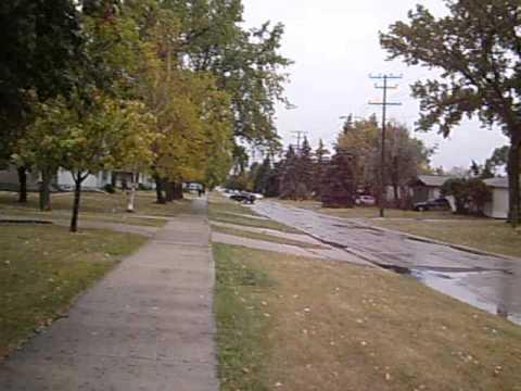 Andando pela cidade – Winnipeg