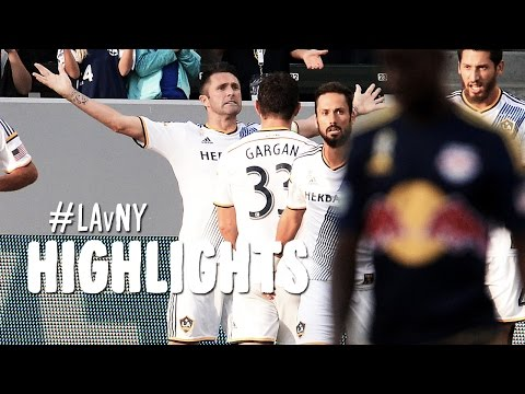 NEW - One of the marquee matchups on the MLS calendar is ahead when the LA Galaxy play host to the New York Red Bulls on Sunday evening at StubHub Center before an ESPN2 audience. Subscribe to our...