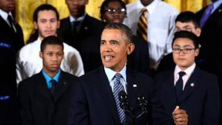 Michael Savage Goes Off On Obama Racist Unlawful Brother's Keeper Initiative Speech - 2/27/14
