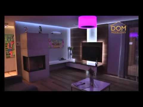 Spotline oświetlenie wewnętrzne dom modelowy
