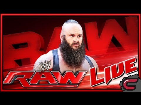 WWE RAW Live Stream Full Show April 17th 2017 Live Reactions