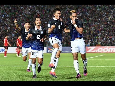 Match highlights: Cambodia 2-1 Laos