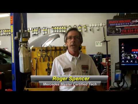 Mercedes Benz Auto Repair Expert In Anaheim Orange County CA VIDEO
