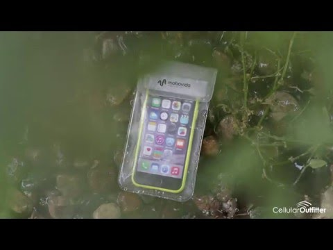 Alcatel OneTouch Pixi Eclipse Waterproof Bag