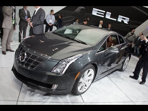 Corvette Stingray Edmunds on 2014 Cadillac Elr    2013 Detroit Auto Show    Edmunds Com